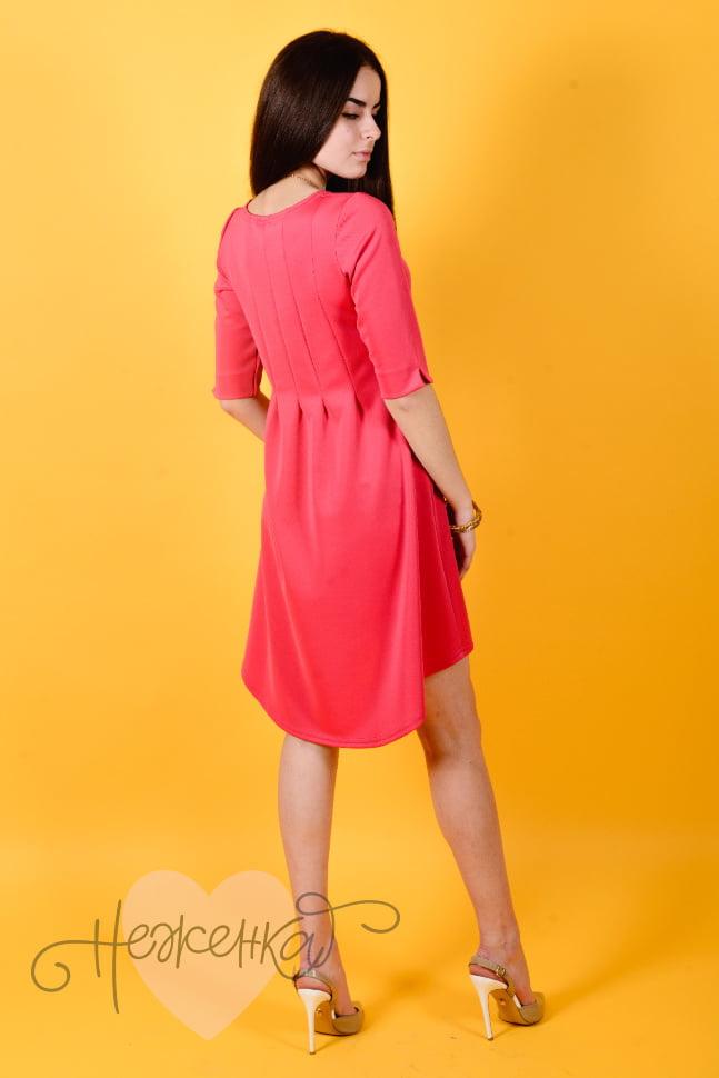 Платье П 418 (коралл)
