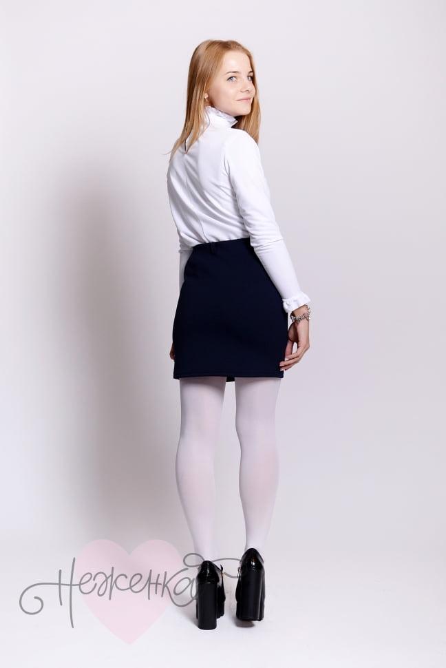 Школьная блузка белая купить в