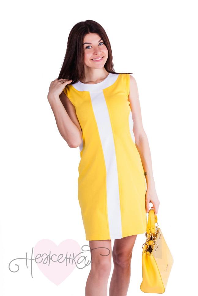 d0e5afbc5556 Платье П 11 (желтый) - купить оптом за 465 руб. от производителя в ...