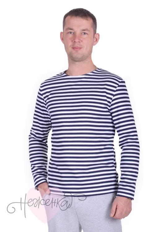 2ba7b42a02ace8b Мужская футболка МФ 003 (полоса) - купить оптом за 385 руб. от ...
